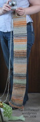 stripe scarf 11-10-08