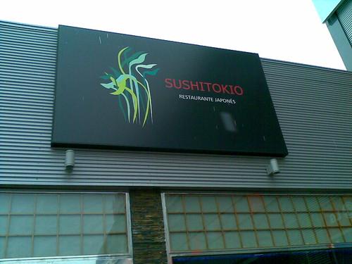 Un restaurante japonés que nos encontramos Diego y yo, pensamos ir un dia.