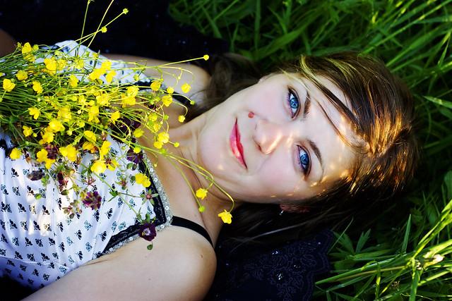 Splendoare in iarba