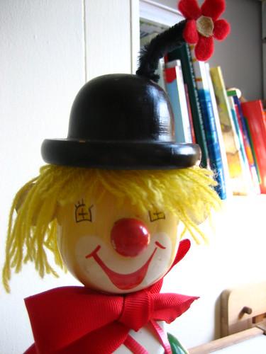 clown bank