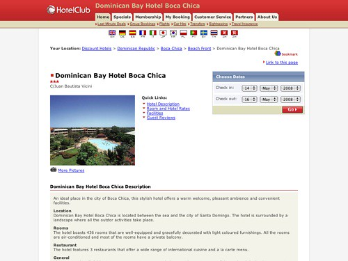 www_hotelclub_net_hotel_reservations_Dominican_Bay_Hotel_Boca_Chica_htm