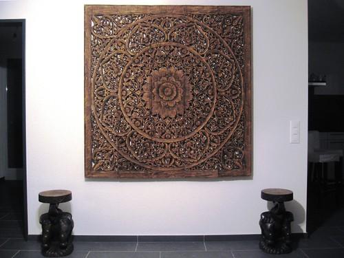 Thai Woodcarving 02