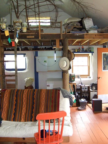 Living Room & Loft