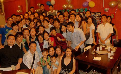 Clara & Genesis II Anniversary Committee