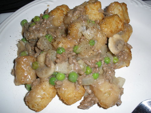 Tater Tot Hot Dish | The Internet Food Association