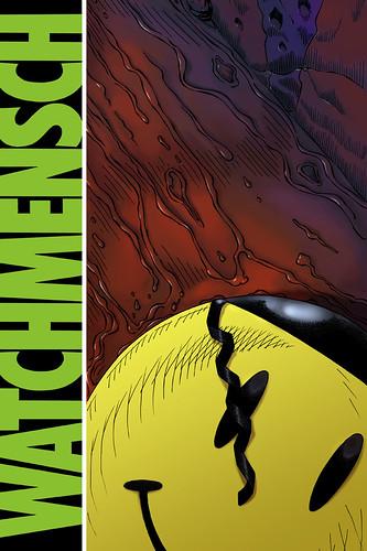 Rich Johnstons Watchmensch