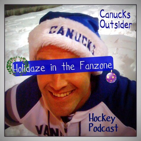 Canucks Outsider - Holidaze in the fanzone
