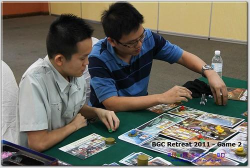 BGC Retreat 2011 - Game Two