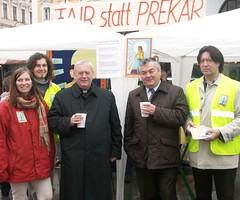 Aktionstag in Linz