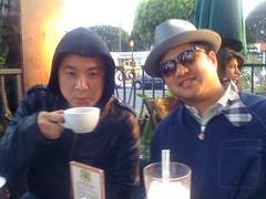 Hoon and Boram