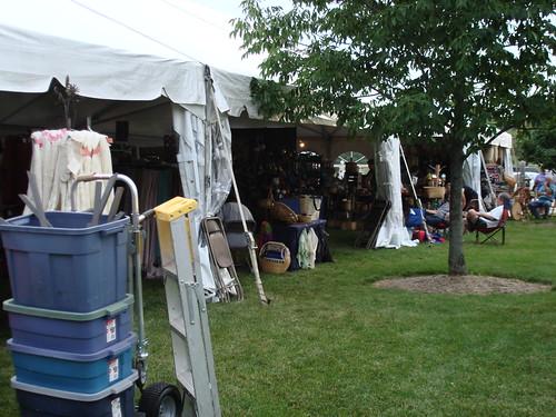 Midwest Folk and Fiber Art Fair 8