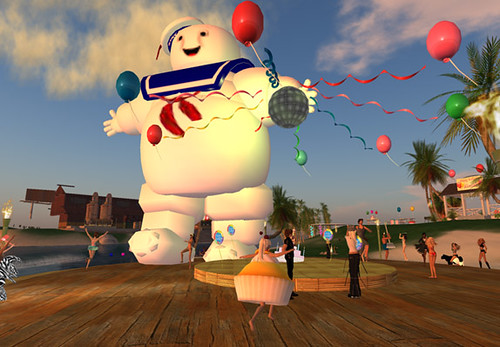 Birthday - Stay-Puft