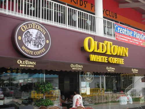 OldTown White Coffee Cafe (1)
