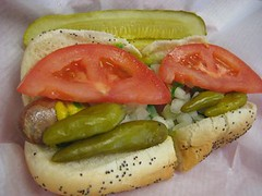 Herms Chicago Dog
