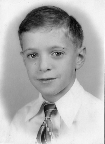 Ernie at age 7 or 8 (grade 1 or 2).jpg
