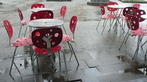 Chaises - Bar du matin