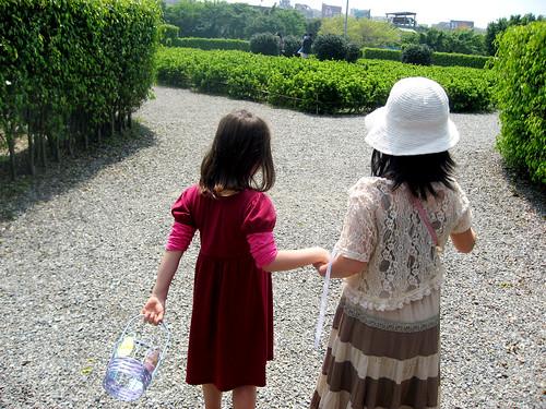 Jaylene and maze
