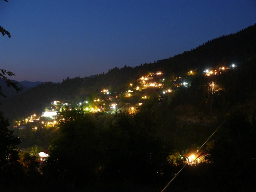 Η Κρανιά νύχτα