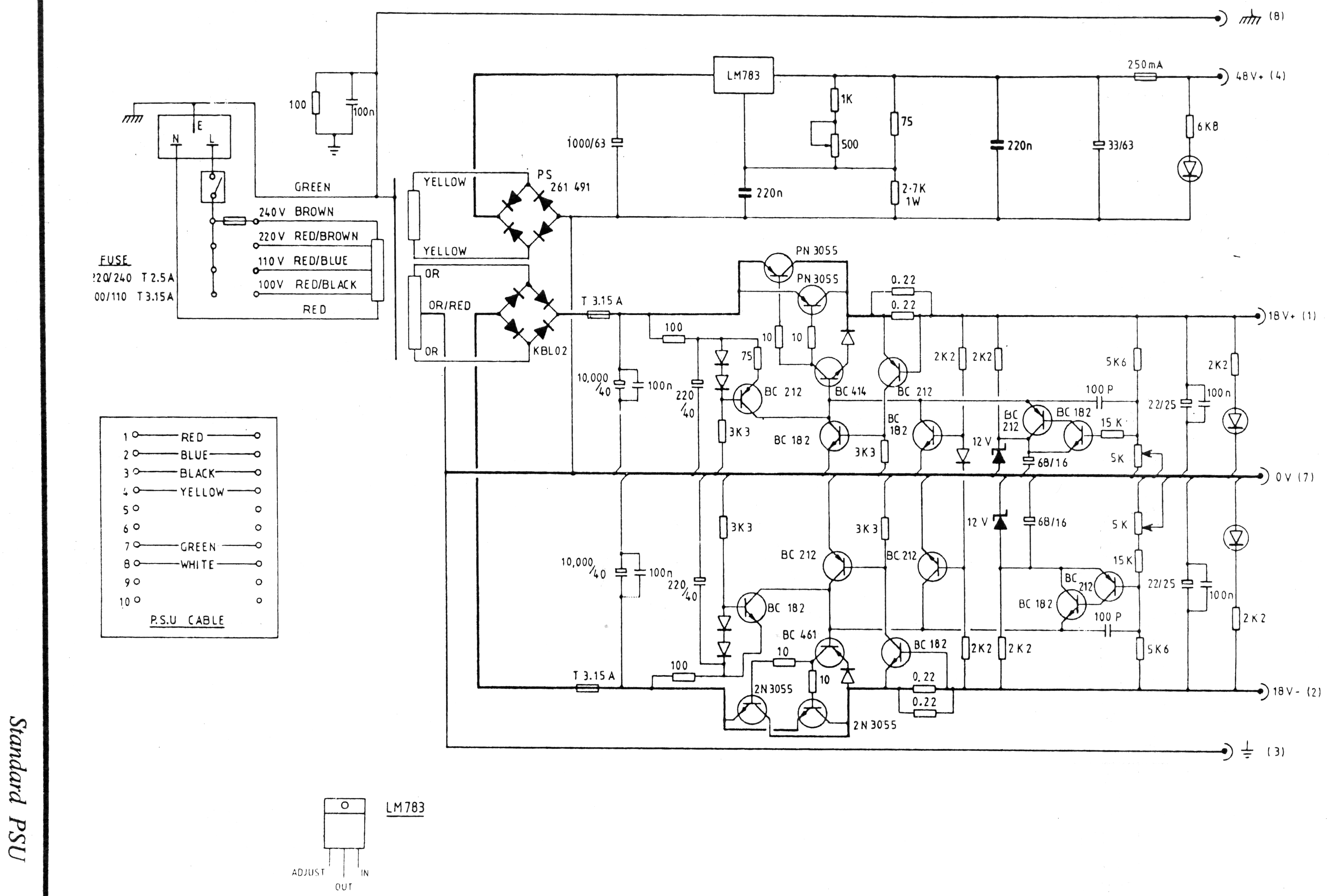 Dda S Channel Host Schematics Posted At Bottom Of