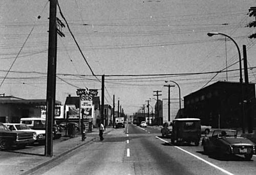 Prior Street 1969 eastbound
