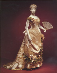 1882 Worth Ball Gown