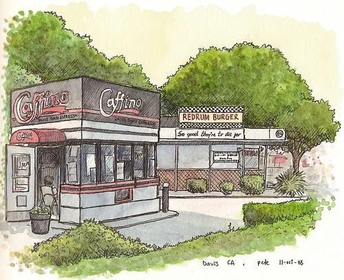 caffino & murder burger