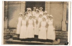 Group of nurses, Base Hospital #45
