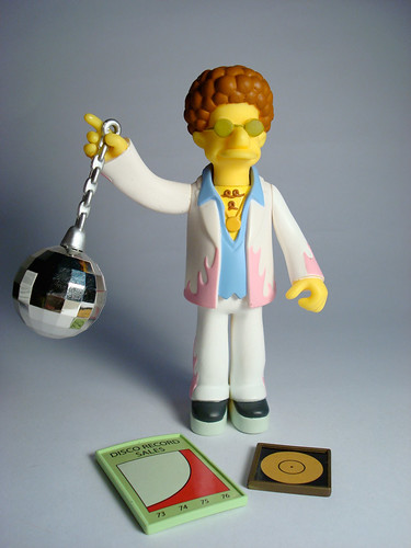 Disco Stu (Series 9)
