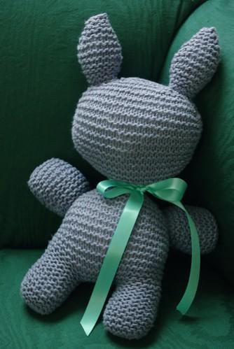 Big-Headed Bunny