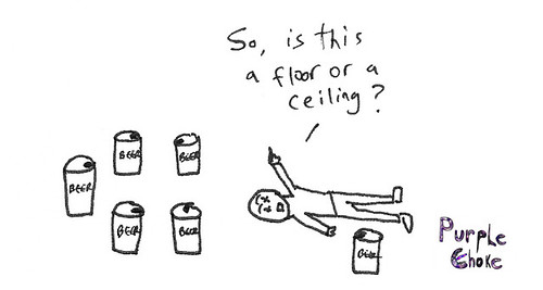 Floor vs Ceiling