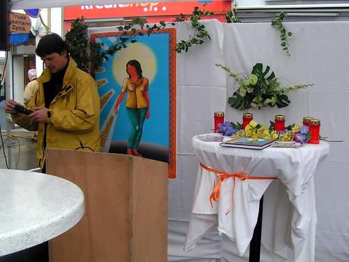 Altar am Viktor Adler Markt