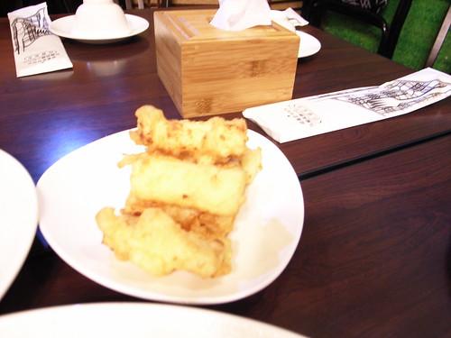 帕米爾新疆餐廳:炸牛奶