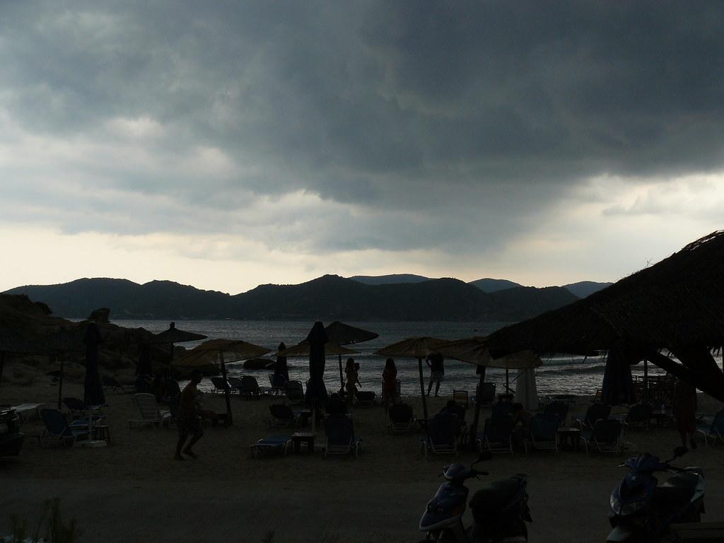 Συκιά - πριν τη βροχή