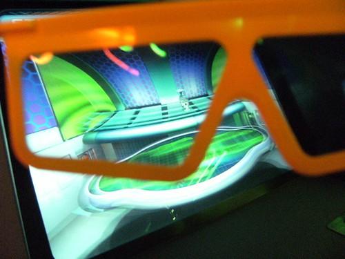 Through Glasses 3d