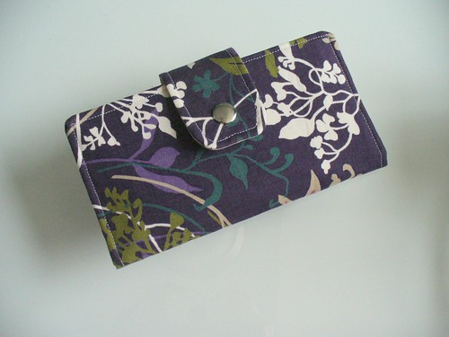 Purple Wallet 1a