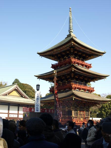 成田山新勝寺 初詣 13