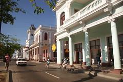 Prado avenue, Cienfuegos