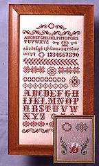 Catherine Archer's Bristol Sampler