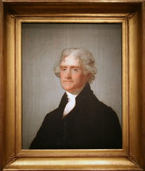 Thomas Jefferson (The Edgehill Portrait), Thir...