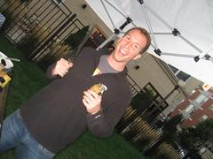 Colyn Loves Mustard Knife!