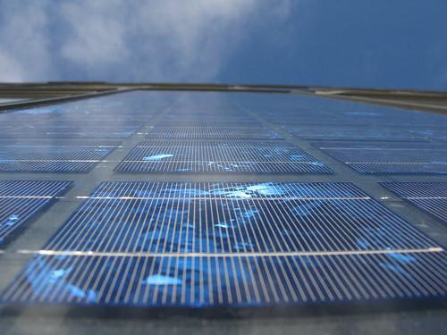 photovoltaic area in Kitakyushu City