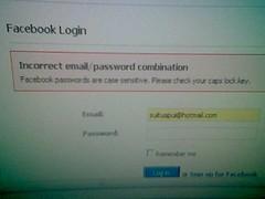 STP's Facebook problem