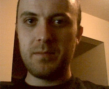Photo of Rob taken with $5 camera
