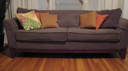 O Sofa! My Sofa!