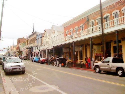 Main Street, Virginia City