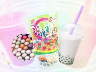 bubble tea feature