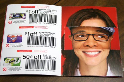 Target coupon book #2