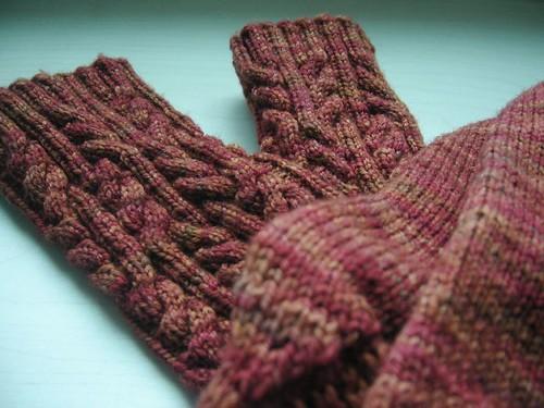 Rattlesnake Creek Socks