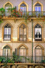 Alfama Windows, Lisbon