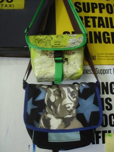Burro Bags by Ryan Strasser & Chris Rosenburg